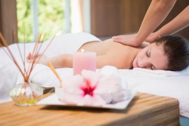 Wohlfühl-Massage